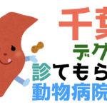 千葉県でデグーを診てもらえる動物病院7ヶ所まとめてみた!