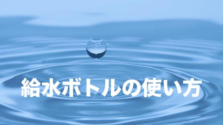 75%のデグー飼いは知らない、給水ボトルの正しい使い方!